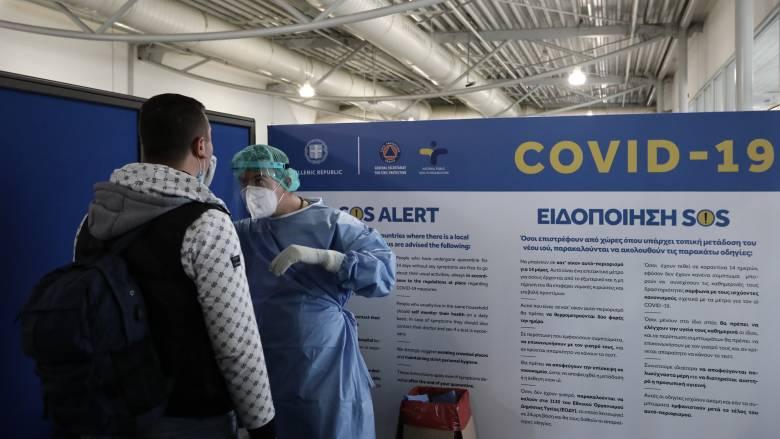 Γώγος: Ο ιός είναι εδώ, πιστή τήρηση των μέτρων