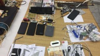 Αυτοσχέδια μαχαίρια και ρόπαλα: Τι εντοπίστηκε σε νέα έφοδο σε κελιά του Κορυδαλλού