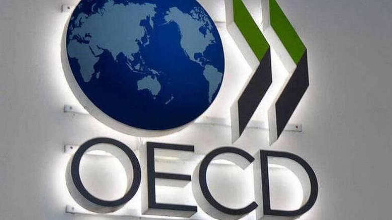 Ύφεση 8% το 2020 το βασικό σενάριο του ΟΟΣΑ για την Ελλάδα