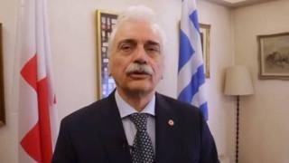 Αντώνιος Αυγερινός: 143 χρόνια προσφοράς από τον Ελληνικό Ερυθρό Σταυρό