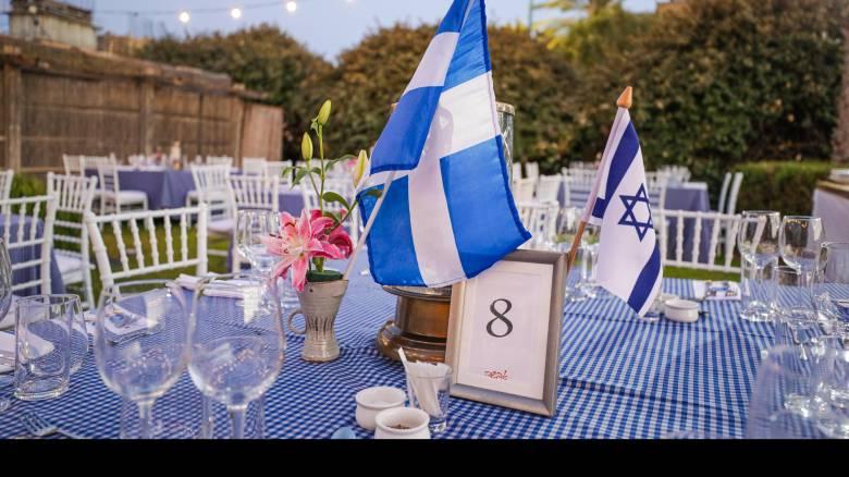 Ούζο Πλωμαρίου & M Dry Mastiha πρωταγωνιστούν σε εκδήλωση ελληνικής  γαστρονομίας στο Ισραήλ