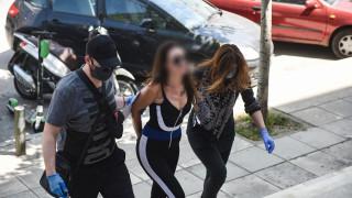 Θεσσαλονίκη: Στο ψυχιατρείο η γυναίκα που πέταξε νερό στο Νίκο Χαρδαλιά