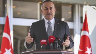 Τσαβούσογλου: Απορρίψαμε την πρόταση της Αιγύπτου για εκεχειρία στη Λιβύη
