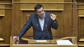 Τσίπρας: Κ. Μητσοτάκη εξευτελίσατε την έννοια της αριστείας
