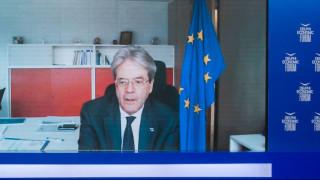 Τζεντιλόνι: Υπό έλεγχο η βιωσιμότητα του ελληνικού χρέους