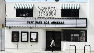 Ξεκινούν πάλι οι κινηματογραφικές παραγωγές στην Καλιφόρνια - Πότε θα ανοίξουν τα σινεμά