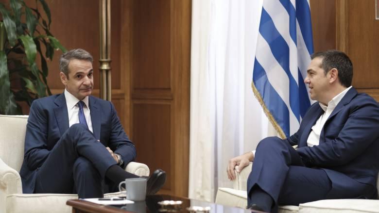 Δημοσκόπηση Opinion Poll: Στο 24% η διαφορά ΝΔ με ΣΥΡΙΖΑ
