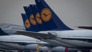 Η Lufthansa «κόβει» 22.000 θέσεις εργασίας σε όλον τον κόσμο