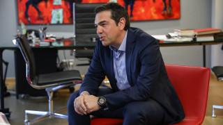 Τσίπρας στη Die Zeit: Επιχειρήσεις και εργαζόμενοι έπρεπε να είχαν στηριχθεί πολύ νωρίτερα