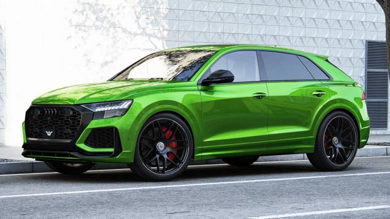 Πόσο μπορεί να κοστίζει η μετατροπή ενός Audi RS Q8 προκειμένου να φτάσει τους 1.010 ίππους;