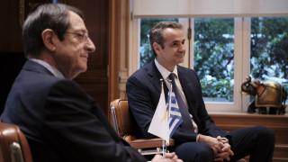 Πυκνή η ατζέντα Μητσοτάκη: Επαφές με Αναστασιάδη και Μισέλ για τις τουρκικές προκλήσεις