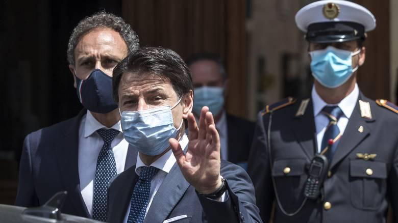 Ιταλία: Ενώπιον των εισαγγελέων του Μπέργκαμο ο Κόντε για την κρίση