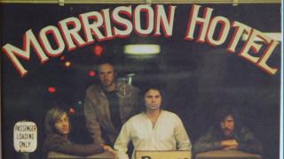 The Doors: Τα 50 χρόνια του Morrison Hotel γιορτάζονται με ένα κόμικ