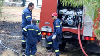 Φωτιά στον Ασπρόπυργο - Μεγάλη κινητοποίηση της Πυροσβεστικής