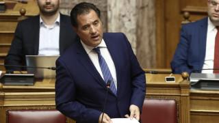 Γεωργιάδης και Ένωση Ελληνικών Τραπεζών ενημερώνουν τη Βουλή για την επιχειρηματικότητα