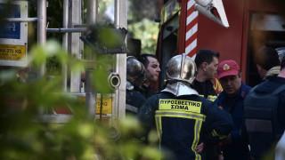Φωτιά σε αποθήκη στον Ασπρόπυργο - Διεκόπη η κυκλοφορία στη Λεωφόρο ΝΑΤΟ