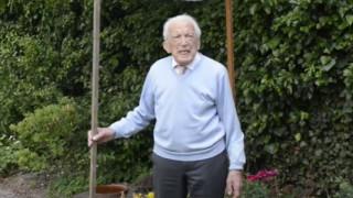 Βέλγιο: Μαραθωνοδρόμος... 103 ετών στη μάχη κατά του κορωνοϊού