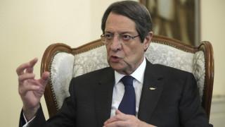Αναστασιάδης για τουρκικές προκλήσεις: Η Ε.Ε. να επιδείξει περαιτέρω αποφασιστικότητα