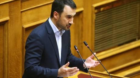 Χαρίτσης: Σε ύφεση μετά από 12 τρίμηνα ανάπτυξης η ελληνική οικονομία