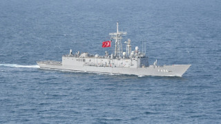 Επίδειξη ισχύος από την Τουρκία με αεροναυτικές ασκήσεις ανοικτά της Λιβύης