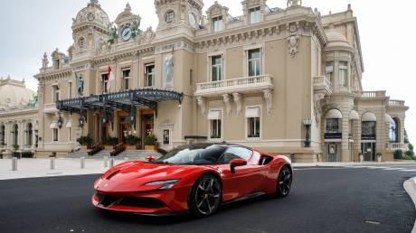 Δείτε την ταινία μικρού μήκους «Le Grand Rendez-Vous» της Ferrari