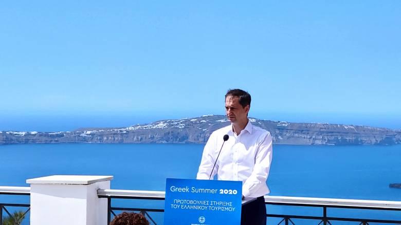 Θεοχάρης: Στόχος το ένα εκατ. διανυκτερεύσεις για το πρόγραμμα κοινωνικού τουρισμού