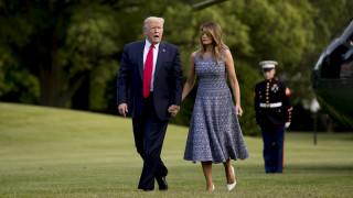 Η Μελάνια Τραμπ επαναδιαπραγματεύτηκε το προγαμιαίο συμβόλαιό της πριν μετακομίσει στο Λευκό Οίκο