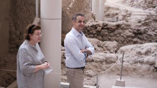 Άνοιγμα μουσείων: Στην Αρχαία Αγορά Αθηνών ο Μητσοτάκης τη Δευτέρα