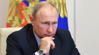 Πούτιν: Οι διαδηλώσεις στις ΗΠΑ είναι η έκφραση εσωτερικών κρίσεων