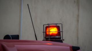 Φωτιά σε πάρκο στου Ζωγράφου: Άμεση κινητοποίηση της Πυροσβεστικής