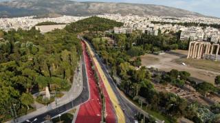 Μεγάλος Περίπατος της Αθήνας: Οι αλλαγές σε Βασιλίσσης Όλγας και Πανεπιστημίου