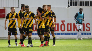 ΟΦΗ - ΑΕΚ: «Κιτρινόμαυρη» νίκη και πιο κοντά στη δεύτερη θέση