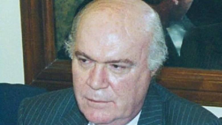 Πέθανε ο πρώην βουλευτής της ΝΔ Σωτήρης Παπαπολίτης