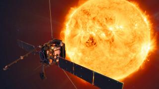 Το ευρωπαϊκό σκάφος Solar Orbiter όλο και πιο κοντά στον Ήλιο