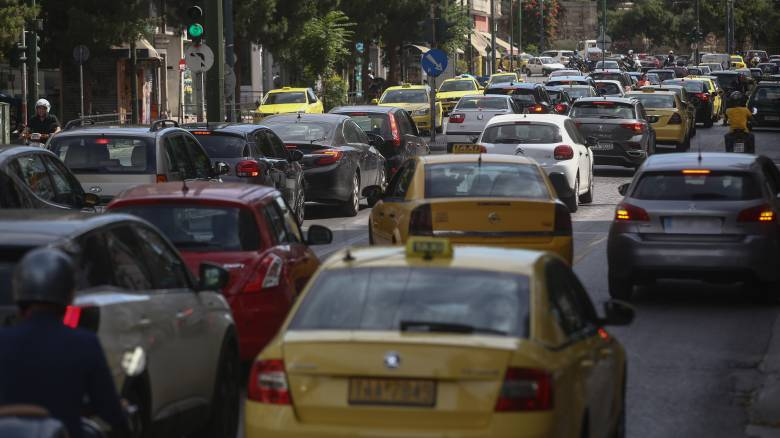 Μεγάλος Περίπατος της Αθήνας: Κυκλοφοριακό χάος στο κέντρο της Αθήνας