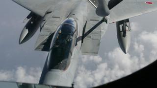 Αμερικανικό μαχητικό F-15 κατέπεσε στη Βόρεια Θάλασσα - Έρευνες για τον πιλότο