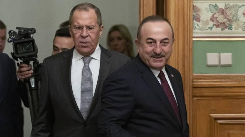 Τουρκία - Ρωσία: Διαφωνούν ότι... διαφωνούν για τη Λιβύη