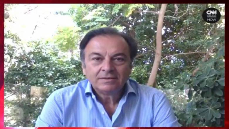Πρόεδρος Ένωσης Ξενοδόχων Σαντορίνης στο CNN Greece: Καθοριστικός μήνας ο Ιούλιος για τον τουρισμό