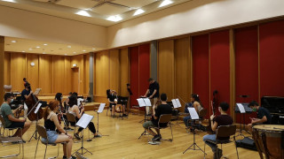 Underground Youth Orchestra: Πρεσβευτής στην παγκόσμια καμπάνια #greecefromhome