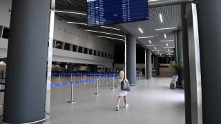 Οι πρώτες εικόνες από τον νέο τερματικό του αεροδρομίου «Μακεδονία»