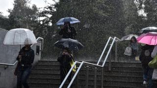 Καιρός: Αλλάζει από σήμερα το απόγευμα – Πού θα «χτυπήσουν» βροχές και καταιγίδες