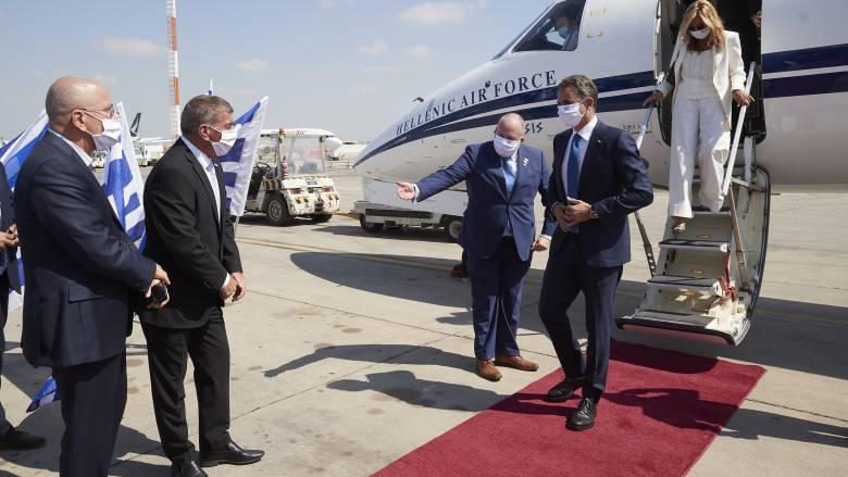 Μητσοτάκης: Ελλάδα και Ισραήλ είναι φυσικοί σύμμαχοι