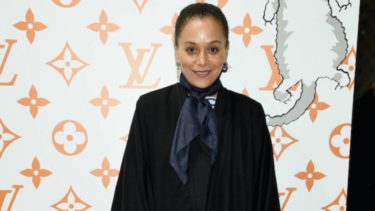 Samira Nasr: Η πρώτη μαύρη αρχισυντάκτρια στην ιστορία του Harper's Bazaar