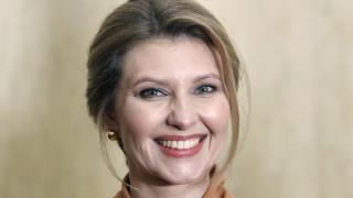 Η σύζυγος του Ουκρανού προέδρου μεταφέρθηκε στο νοσοκομείο με κορωνοϊό