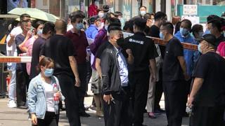 Κορωνοϊός: Συναγερμός στο Πεκίνο - Αυστηρά μέτρα μετά την μεγάλη αύξηση κρουσμάτων