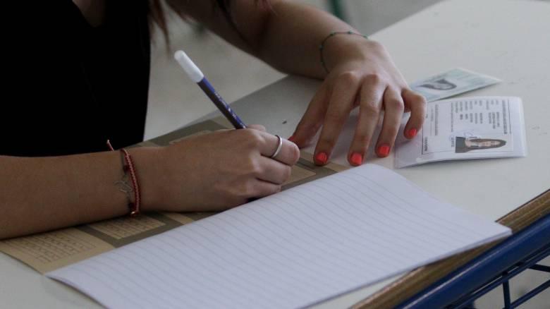 Πανελλήνιες εξετάσεις 2020: Συμβουλές για τη διαχείρηση των θεμάτων