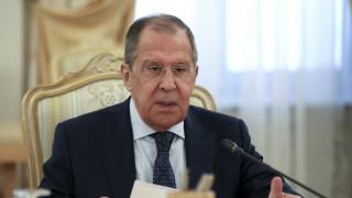 Λαβρόφ: Η Ρωσία βρίσκεται σε επαφή με την Τουρκία για να βρεθεί λύση στη Λιβύη