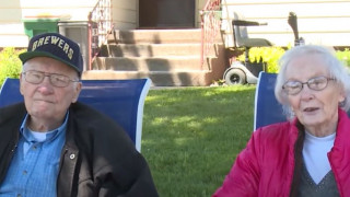 Ουϊσκόνσιν: Η Ελέιν και ο Μπιλ Κλας γιόρτασαν 75 χρόνια κοινής πορείας στη ζωή