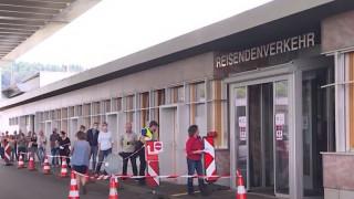 Ράινφελντεν: Άνοιξε η Ελβετία τα σύνορά της με τη λήξη της καραντίνας για τον κορωνοϊό