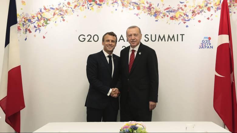 Επίθεση Τουρκίας στη Γαλλία για τη Λιβύη: «Σκοτεινή και ανεξήγητη» η πολιτική της